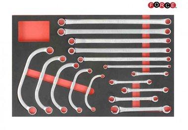 Set combinazione di tasti schiuma 16 pezzi