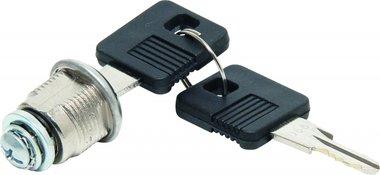 Serratura con chiave per carrello officina Art. 4111