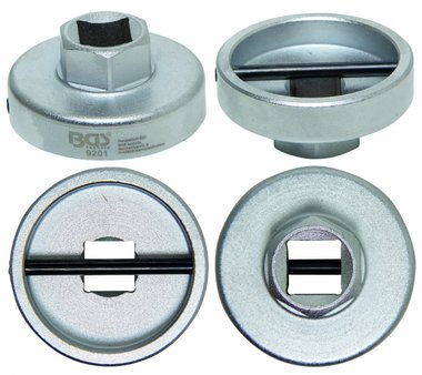 Chiave filtro olio per gasolio VAG Diesel con filtro MANN / Mahle