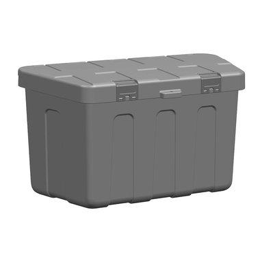 Cassetta di stivaggio timone in plastica 320 x 630 x H355mm senza set di montaggio