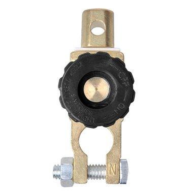Morsetto batteria (-) 17,5mm con interruttore automatico