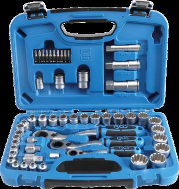 52 pezzi Set di tappi Gear Lock Go-Thru, 4,5-25 mm