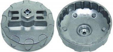 Chiave filtro olio per tappo finale 96 mm x P18 per Renault DCI