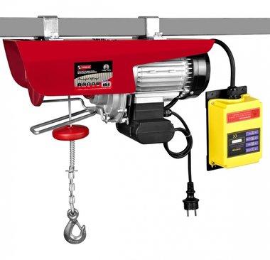 Paranco elettrico 500/999kg