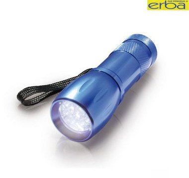 Pratica torcia elettrica 9 LED