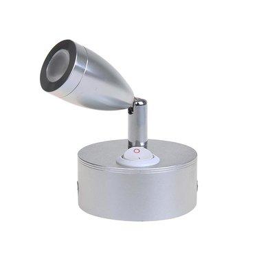Faretto da esterno orientabile a 1 led girevole 12V 160lm diametro 65x70-110mm