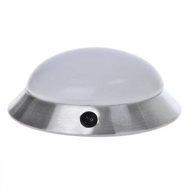 Apparecchio per plafoniera / plafoniera 24 fari 12V 590lm diametro 280x85mm