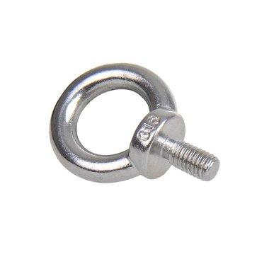 Vite ad anello M8, A4 in acciaio inox AISI 316