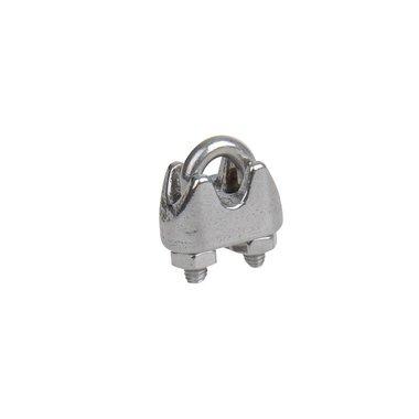 Morsetto in acciaio 2-3 mm, A4 in acciaio inox AISI 316
