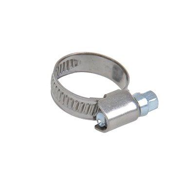 Fascetta stringitubo 11-22mm, A4 in acciaio inox AISI 316