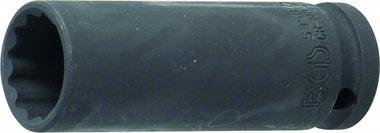 1/2 tappo di potenza, 12 lati, 21 mm