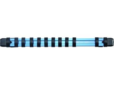 1/4 tappi magnetici rotaia - 12 clip