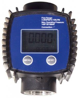 Contatore di liquido adblue 100l/min
