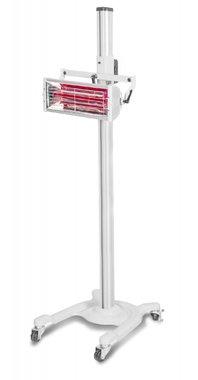 Essiccatore di vernice a infrarossi con 1 lampade
