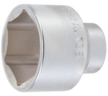 Cappuccio, esagono 20 mm (3/4) azionamento 60 mm