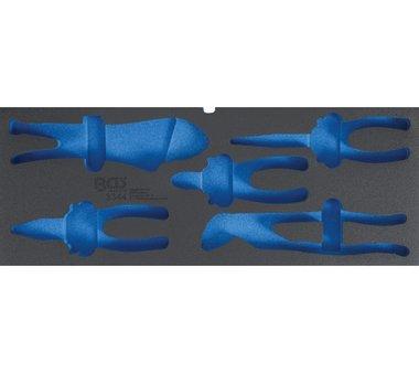 Cassetta degli attrezzi FOAM vuota: per set di tangenti