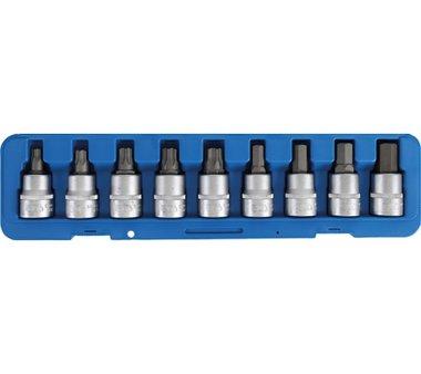 Bit Dop Set 20 mm (3/4) azionamento interno Esagono T-star  9 parti