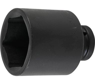 Cappuccio di forza, 6 lati, profondo 25 mm 1 pollice 1 pollice 77 mm