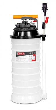Estrattore di fluido 10,5 litri