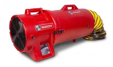Ventilatore 750 w con accessori