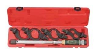 Set chiavi dinamometriche 40 ~ 210Nm