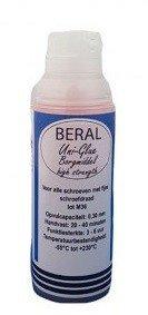 Adesivo Beral Uni-Glue rosso ad alta resistenza 15ml