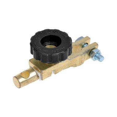 Morsetto batteria (-) 12,5mm con interruttore automatico