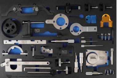 Magazzino utensili 3/3: Kit attrezzi per la fasatura del motore per Fiat, Alfa, Lancia, Opel, Suzuki, Ford
