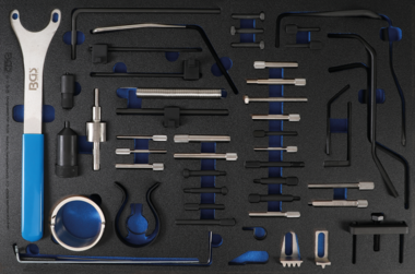 Magazzino utensili 3/3: Kit attrezzi per la fasatura del motore per Fiat, Ford, Lemon, Peugeot