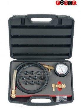 Set di tester di pressione olio 12 pezzi