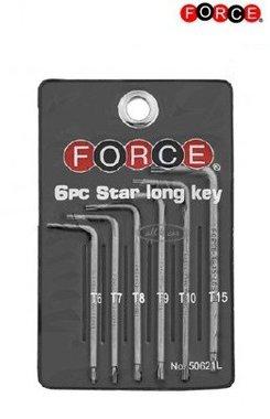 Set chiavi Torx lungo 9 pezzi
