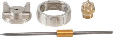 Ugello di ricambio diametro 1,5 mm per BGS 3206