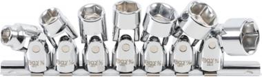 Chiave di collegamento Set di chiavi da 10 mm (3/8 di pollice)- 3/4 7 pz