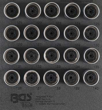 Set Doppan per Opel, Vauxhall (Versione C) 20 pezzi