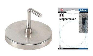 Gancio magnetico rotondo diametro 60 mm