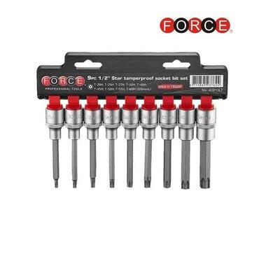 1/2 Resistorx Set di tappi in 9 pezzi