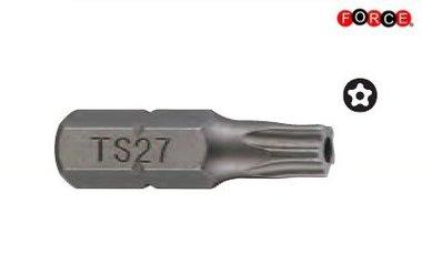 1/4 Bit tamper a cinque lati a stella TS8