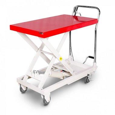 Sollevatore idraulico a forbice 300 kg