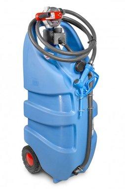 Serbatoio adblue 110 litri pompa manuale, tubo flessibile manuale. Pistola
