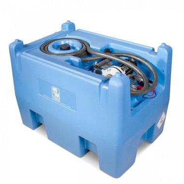 Serbatoio adblue pe 220 litri, pompa 12v