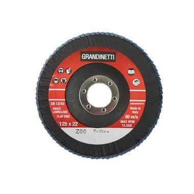 Disco lamellare P60 - 125MMM