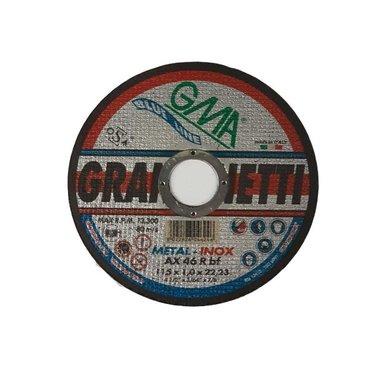 Disco da taglio 100 x 1,0 x 16mm