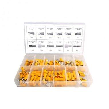 Connettori per cavi giallo 110 pezzi