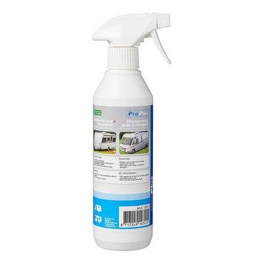 Shampoo pronto alluso 500ml per roulotte e camper