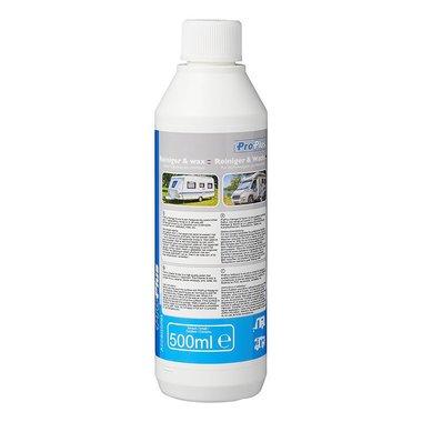 Cleaner Wax 500ml per roulotte e camper