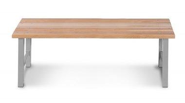 Panchina in faggio 1500x390x420