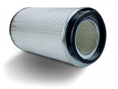 Filtro antipolvere per la cabina di granigliatura per l'aspirazione della polvere