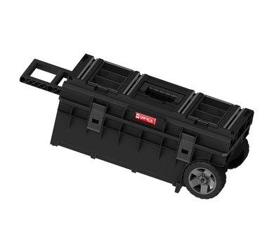 Valigetta portaoggetti lunga 50 litri tecnologia
