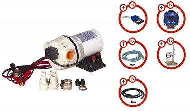 Pompa adblue poad12 + carrello
