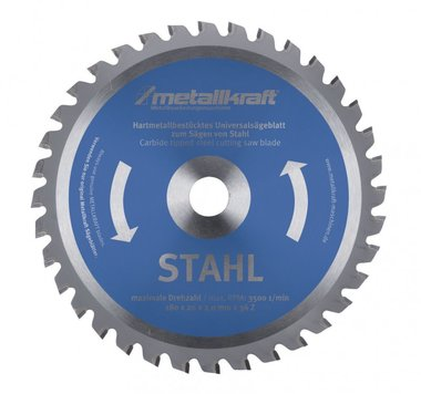 Lame circolari TCT per alluminio, denti-80